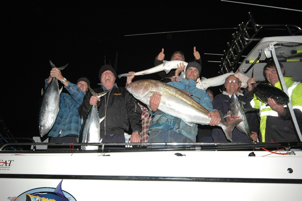 Two day and two night package reelactionfishingcharters for Reel action fishing charters